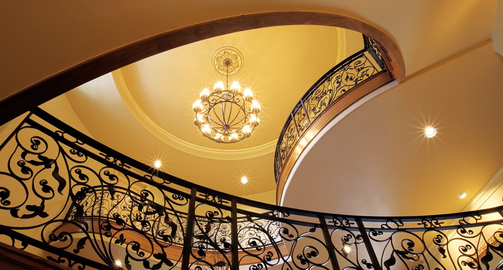 Luxury Stair - Parker Realty Group